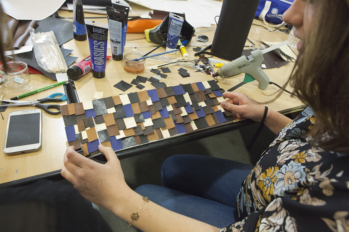 Game nail color workshop - The Objectives Of The Workshop On Retail Space Which Took Place From 18 To 22 April 2016 Led By Jean Philippe Labey Florent Degourc And Sylvie Rieu Were